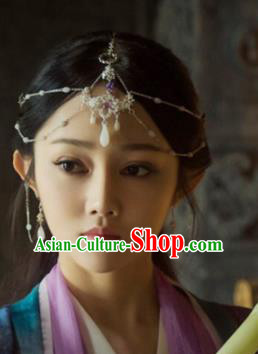 Traditional Chinese Handmade Hanfu Hair Clasp Hairpins Ancient Tang Dynasty Imperial Consort Hair Accessories for Women