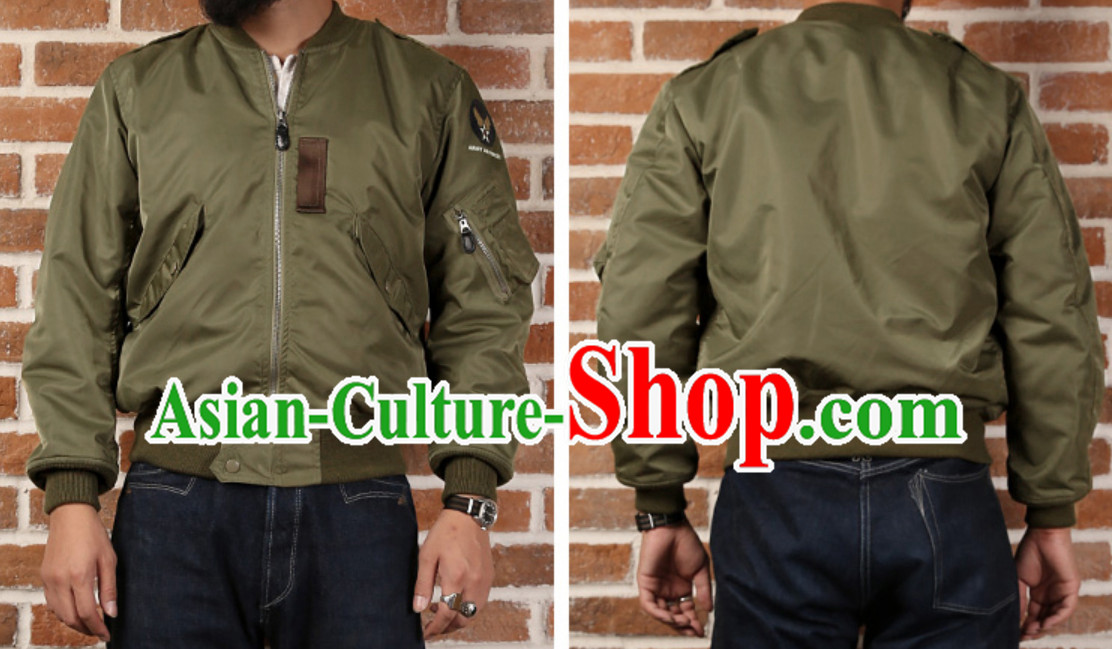 Traditional Genuine Flight Jacket