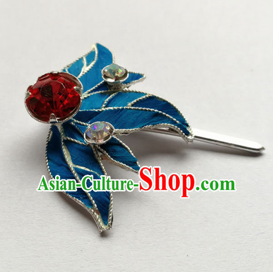 Chinese Ancient Court Princess Hairpins Traditional Beijing Opera Diva Hair Accessories for Adults