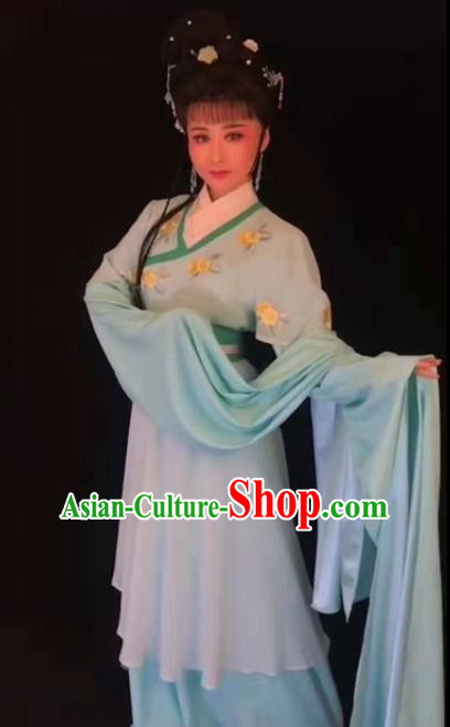Handmade Traditional Chinese Beijing Opera Diva Dress Ancient Nobility Lady Costumes for Women